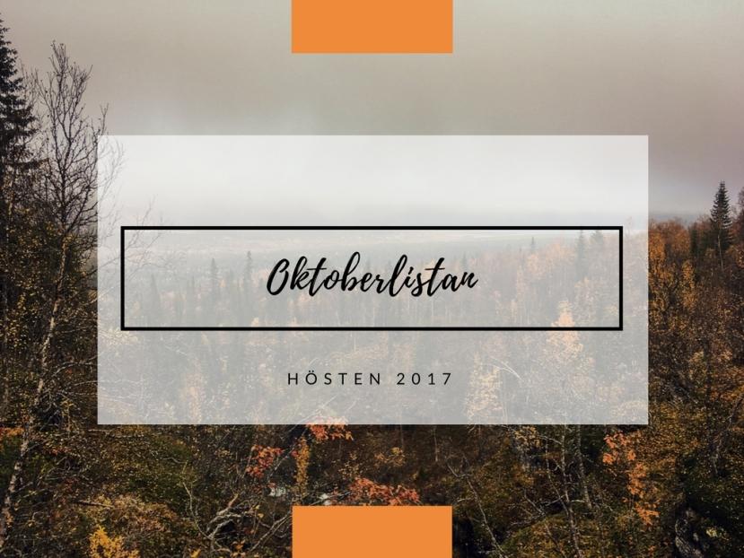 Oktoberlistan