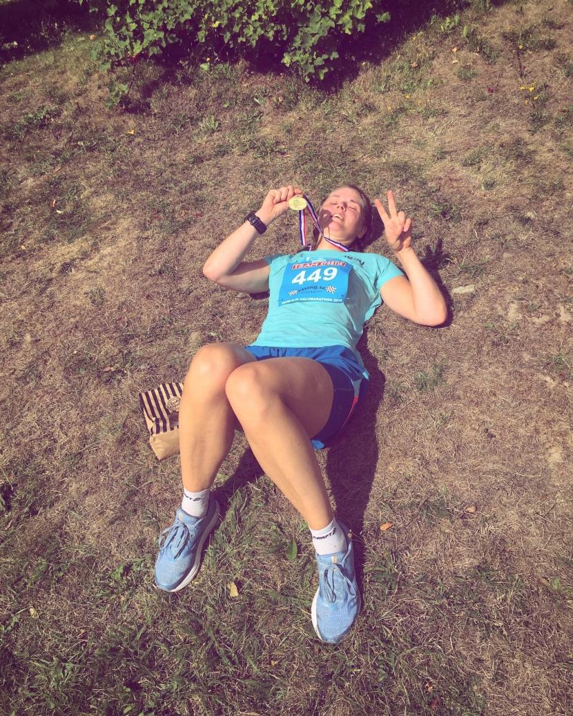 Tavelsjö halvmarathon 2018