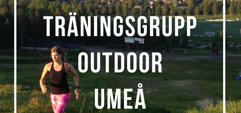 Outdoorträning i Gamlia