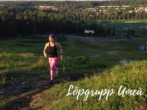 Löpgrupp Umeå