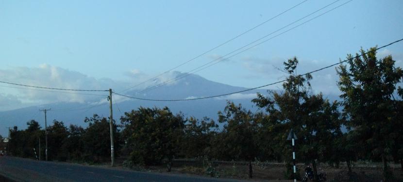 Kilimanjaro – allt omresan